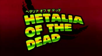 Hetalia of the dead